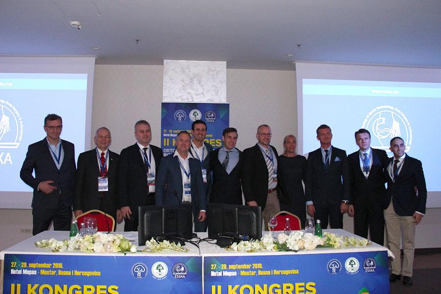 Drugi Kongres ortopeda i traumatologa u BiH uspješno održan u Mostaru