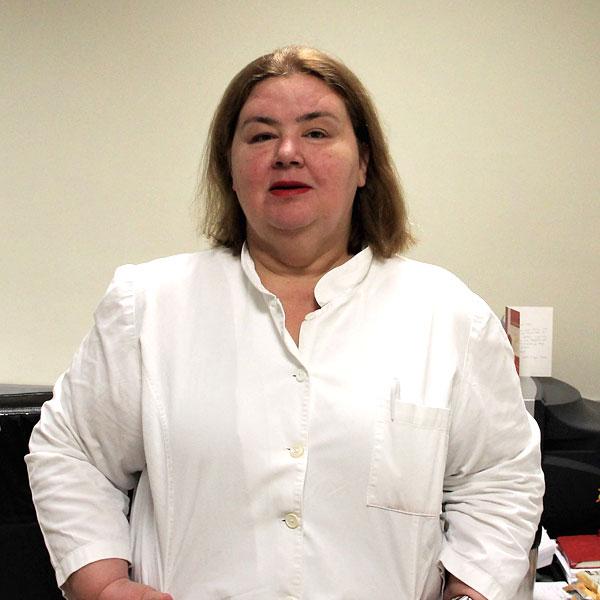 Doc.dr.sc. Irena Sesar, dr.med.