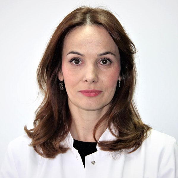 Doc.dr.sc. Ivanka Mikulić, dr.med.