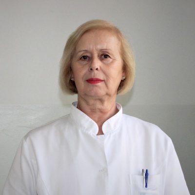 Doc.dr.sc. Jasna Zeljko Penavić, dr.med.