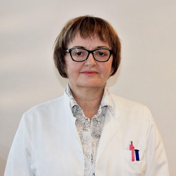 Prof.dr.sc. Vajdana Tomić, dr.med.