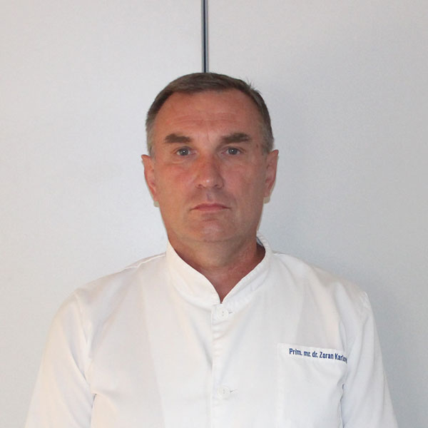 Prim. Zoran Karlović, dr.med.