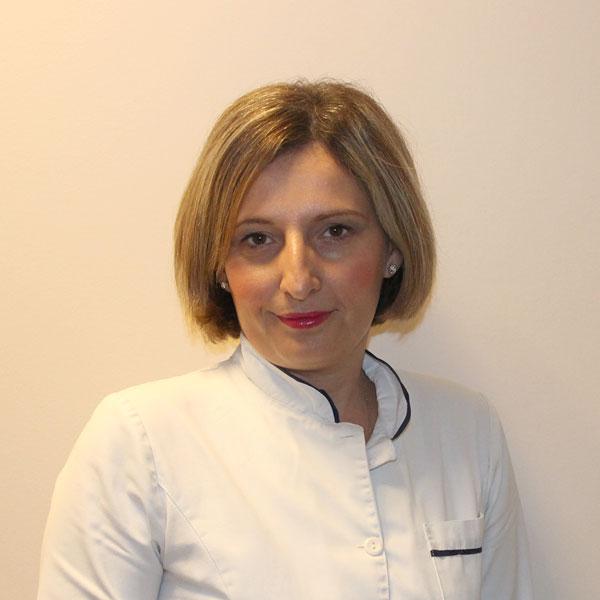 Sanja Buhovac, dipl.med. sestra
